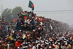 Беспорядки в Бангладеше